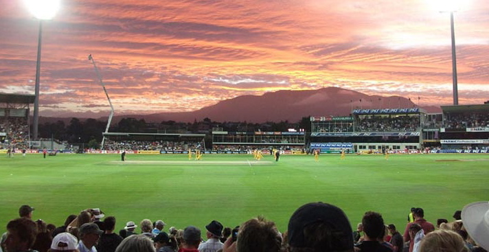 Bellerive Oval Colour